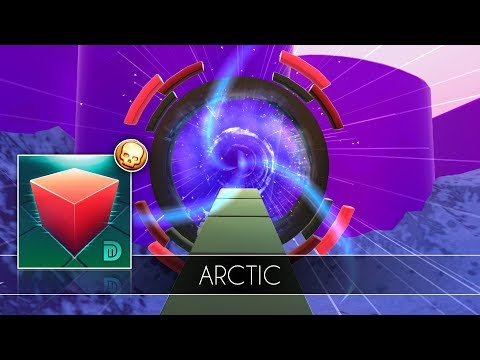 Glitch Dash - Arctic