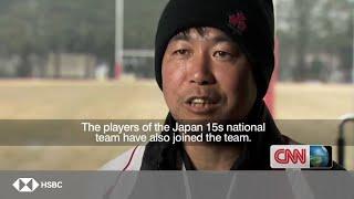 CNN Rugby Sevens Worldwide - Episode 4 - Tokyo 2014