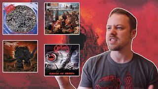 My Top 20 Death Metal Albums Of All Time