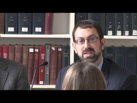 HLS Library Book Talk | 'Christian Human Rights' by Samuel Moyn