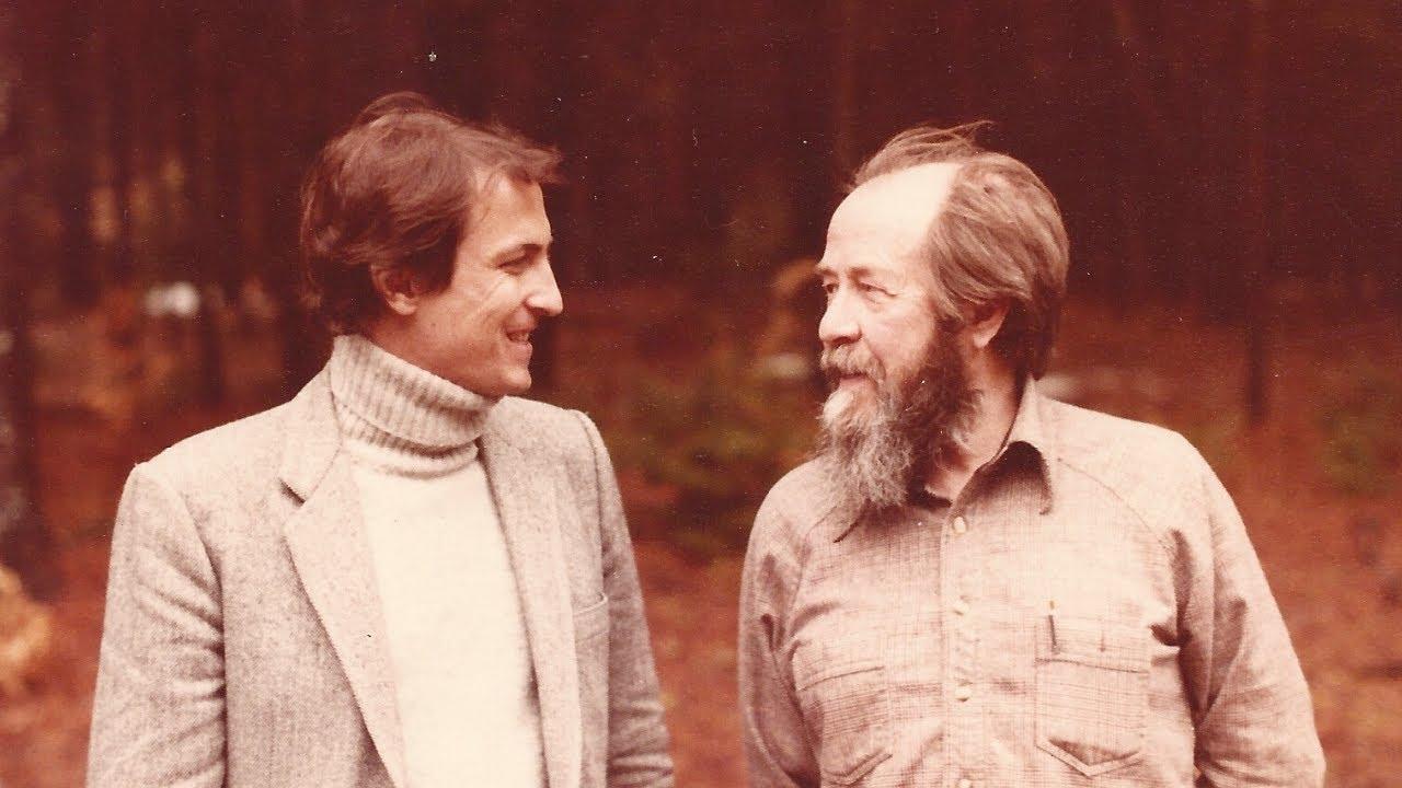 Nicolas Kasanzew - El escritor Solzhenitsyn y yo