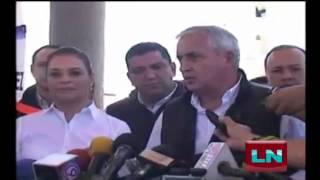 Presidente y vicepresidenta huyen en San Pedro Sacatepéquez