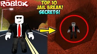 """""""ROBLOX TOP 10 JAILBREAK SECRETS"""" (Top 10 Roblox Secrets, Roblox Jailbreak, Roblox How To, Money)"""