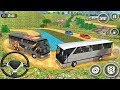 Coach Bus Simulator 2018 Mobile Bus Driving   All Buses Unlocked - Android GamePlay FHD
