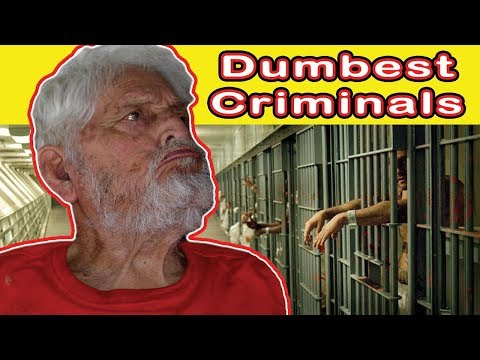 7 Dumbest Criminals Part 3