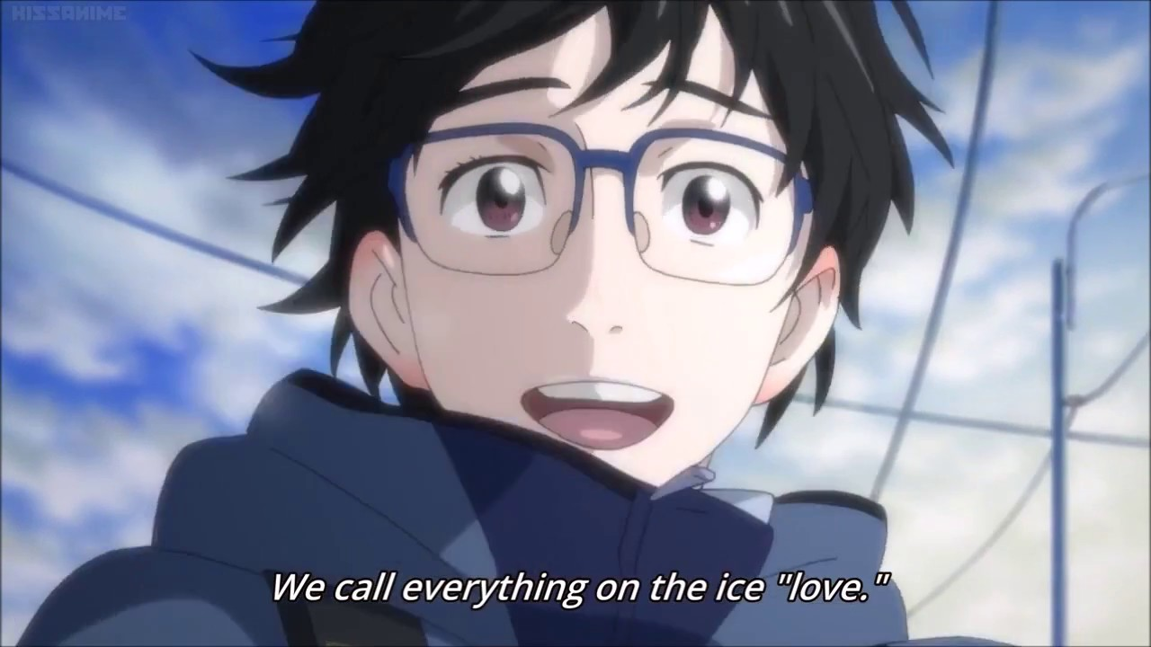 Anime Girl Wallpaper Hd Chubby Yuri On Ice Amv Whenever Wherever Youtube