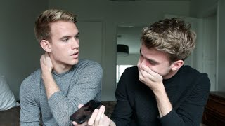 Download Twins Come Out To Dad Mp3 and Videos