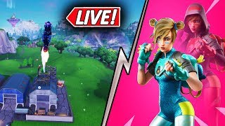 THE ROCKET WILL LAUNCH SOON! 🚀🔥 | UFF NEW MOXIE SKIN😍| NEW ROCKET EVENT | Fortnite battle royale