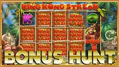 £1K ONLINE Casino Bonus HUNT on GOONIES, KING KONG, MONTEZUMA + MORE @ Dream Vegas !!!