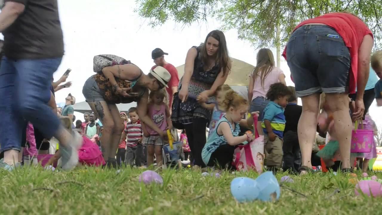 Southern Hills Easter Egg Hunt