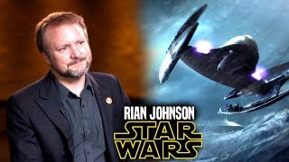 Star Wars! Rian Johnson Trilogy Will Change The Force & More! (New Star Wars Trilogy)