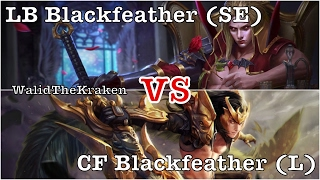 'Champion's Fate' (L) VS 'Love Bites' (SE) Blackfeather Skins! | Skin Showcase & Spotlight