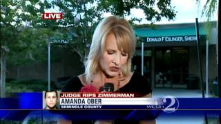 George Zimmerman's wife arrested on perjury charges