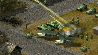 Sudden Strike - Russian Campaign: Mission 6 (Stalingrad)