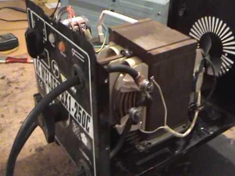 Сварочный трансформатор BX1-250