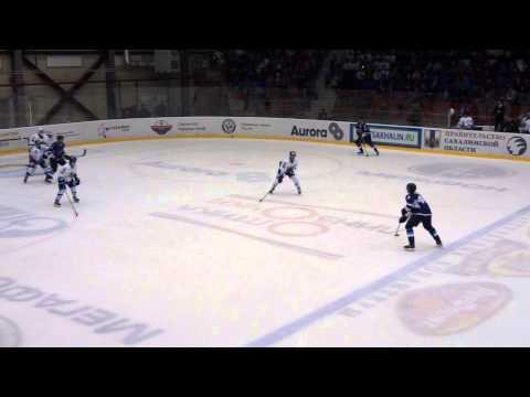 Sakhalin - Halla 1:0. Goal