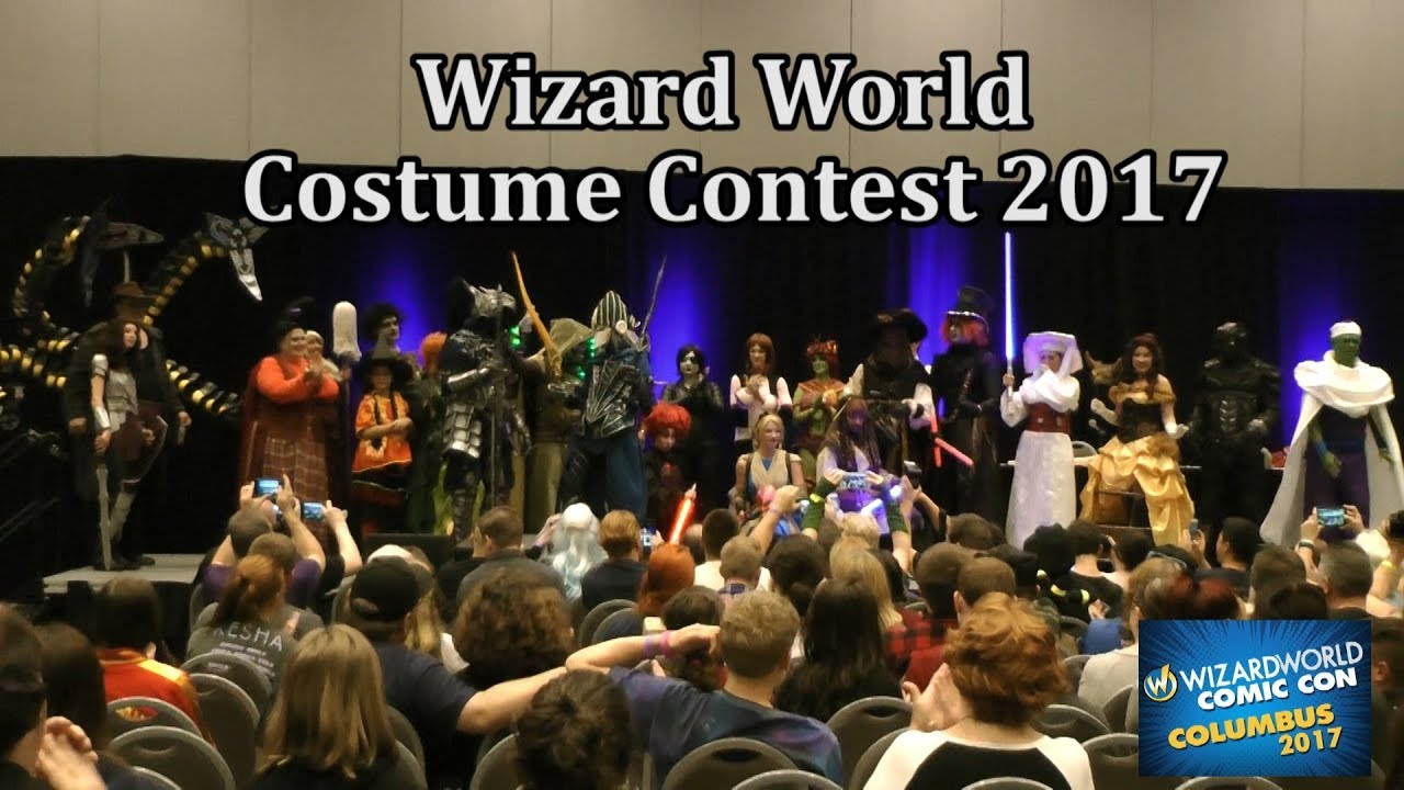 Wizard World Columbus Costume Contest 2017