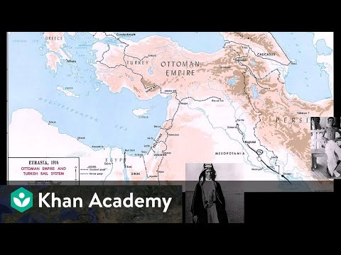 Sinai, Palestine and Mesopotamia campaigns | The 20th centur