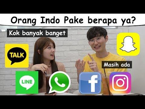 Kaget Orang Indonesia Media Sosialnya Banyak Banget!: Culture Shock Indonesia Mp3
