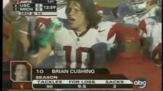 Brian Cushing #10 LB