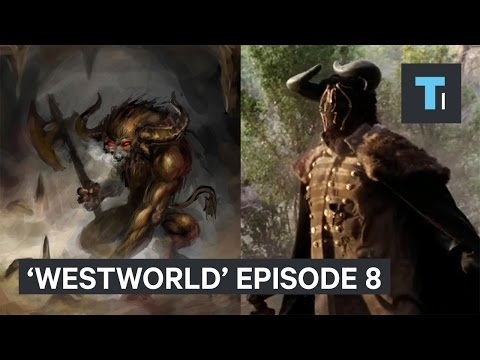 "10 details in ""Westworld"" episode 8"