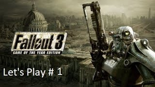 Fallout 3 Let's Play 1