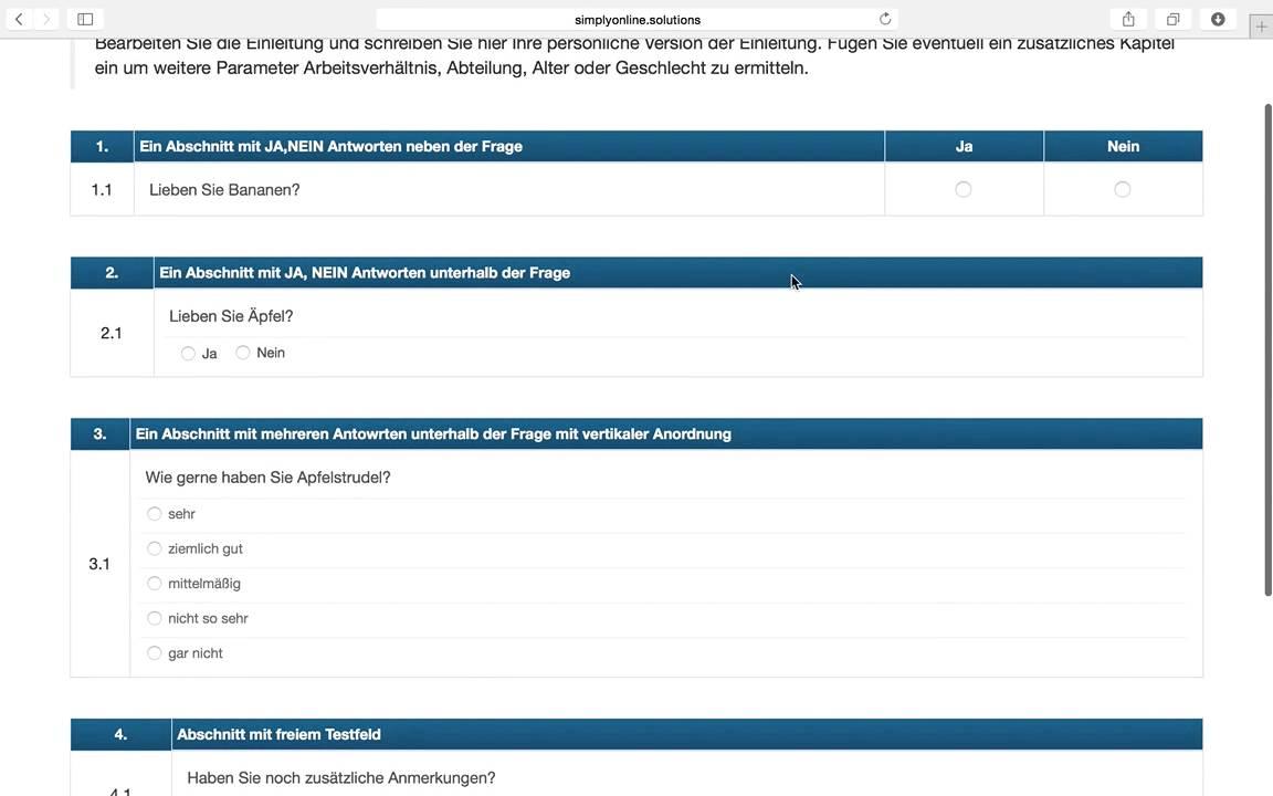 Atemberaubend Umfragevorlage Bilder - Entry Level Resume Vorlagen ...