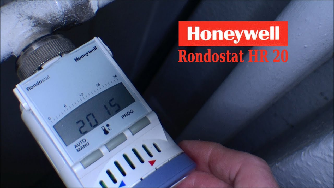 changing batteries in honeywell rondostat hr 20 122 youtube. Black Bedroom Furniture Sets. Home Design Ideas