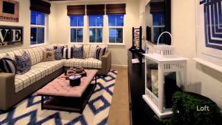 New Homes In Roseville – Prato At Stone Point By Taylor Morrison Plan 3 Video Tour