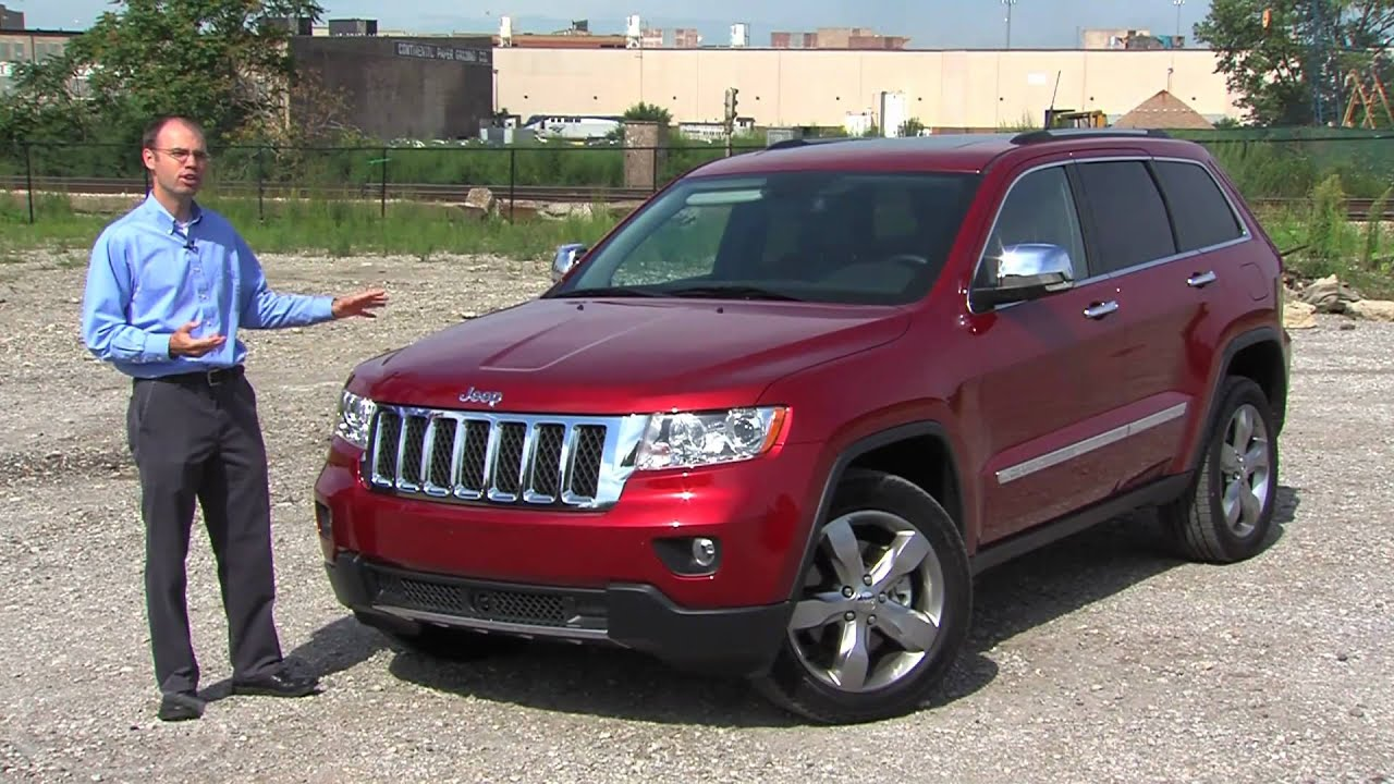 2011 jeep grand cherokee overland youtube. Black Bedroom Furniture Sets. Home Design Ideas