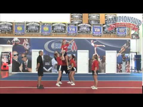 Cheer Champs: Elite Stunts And Inversions