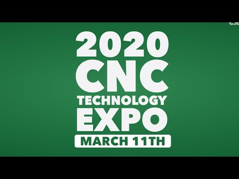 2020 CNC Technology Expo (Promo Video) - By C.R. Onsrud