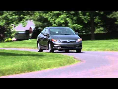 2012 Honda Civic EX - Drive Time Review
