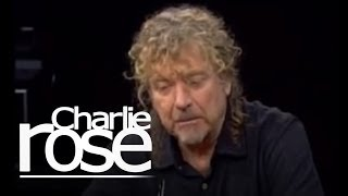 Robert Plant, T-Bone Burnett, Alison Krauss | Charlie Rose