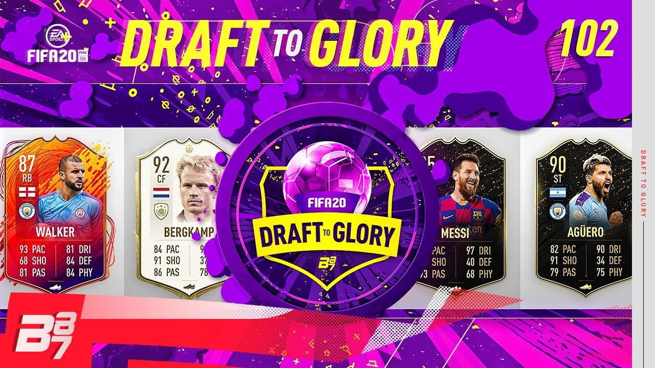 THE SHOW GOES ON! | FIFA 20 DRAFT TO GLORY #102 thumbnail
