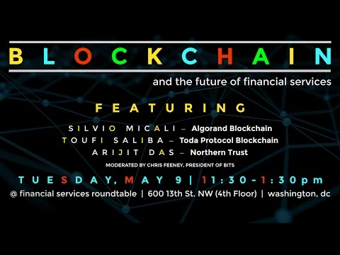 FSR Event: Blockchain & the Future of Financial Services