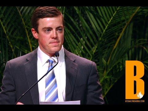 Daily Beacon News: Tyler Summitt at the Pat Summitt Celebration of Life