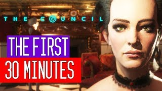 The Council - Episode 1: The Mad Ones - The First 30 Minutes of Gameplay (PS4/XBOX ONE/PC)