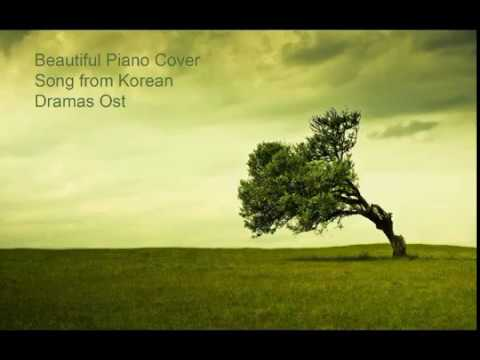 Beautiful piano cover songs from Korean dramas Ost