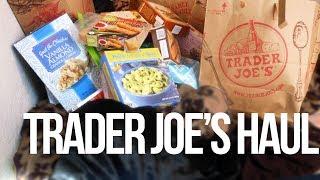 FOOD HAUL | Trader Joe's Thumbnail