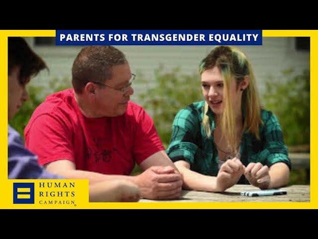 Dads for Transgender Equality: Wayne