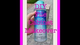 Diy File Cabinet Makeover
