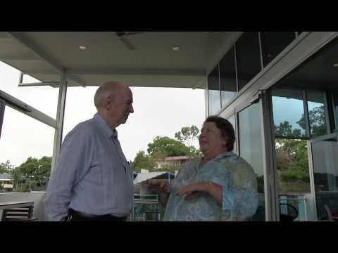Wendy Turnbull, Talks at Wendy Turnbull Green, Frew Park Milton Series 1