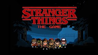 Logre apagar el laser amarillo/stranger things:the game