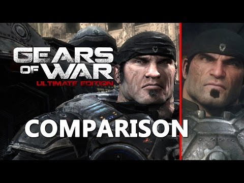 Comparaison video des deux versions