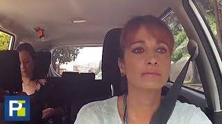 De actriz a conductora de Uber, así es la nueva vida de Alejandra Procuna