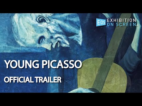 OFFICIAL TRAILER | Young Picasso (2019)
