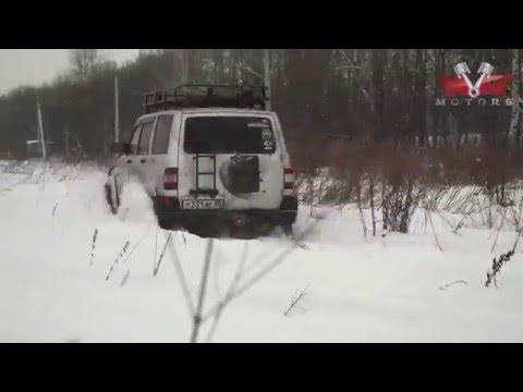 УАЗ Патритот с двигателем 1UZ-FE VVT-I