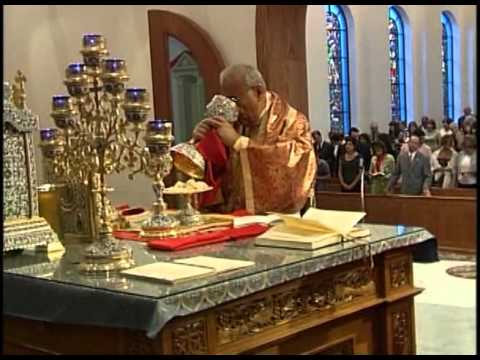 metropolitan phillip divine liturgy at stelijah