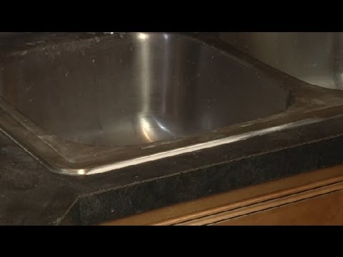 Caulking Kitchen Sink How to replace the caulking on a kitchen sink kitchen plumbing how to replace the caulking on a kitchen sink kitchen plumbing youtube workwithnaturefo
